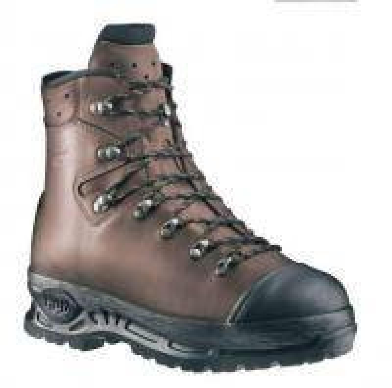 Haix Trekker Mountain Stiefel für Wald- und Baumpflege, Gr. 45EU (10,5UK)