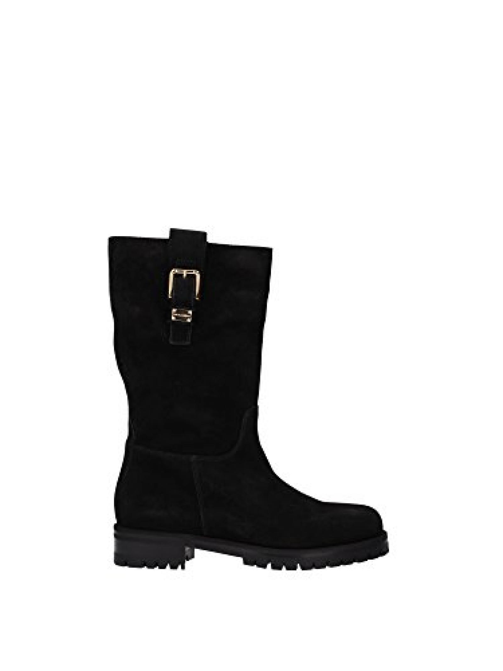 C16620A138680999 Dolce&Gabbana Stiefel Damen Wildleder