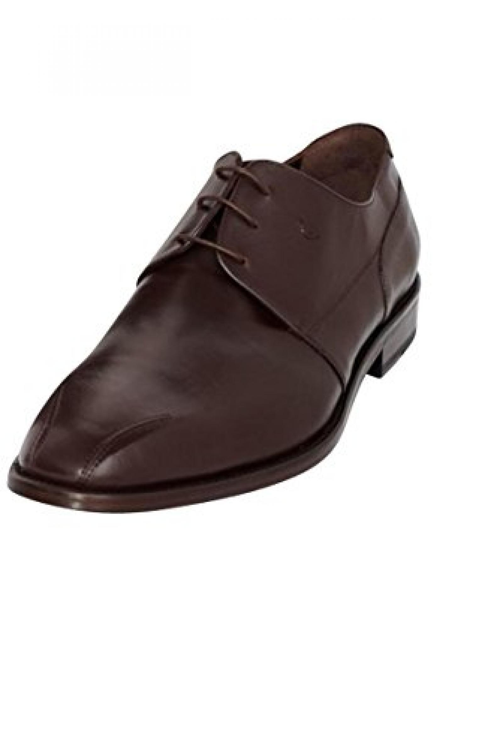braunem Leder Mann Schuhe