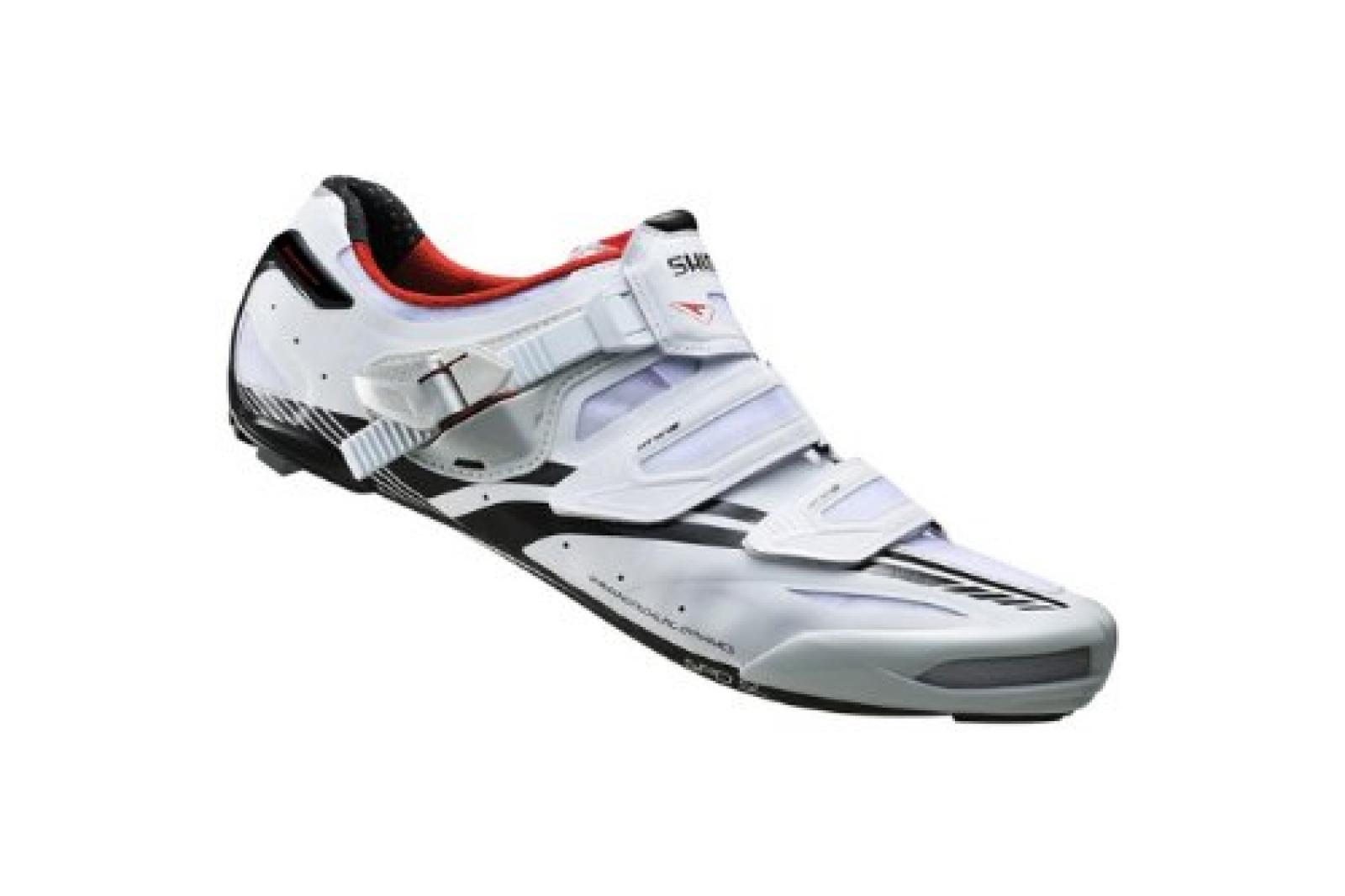 Shimano SH-R320W Schuhe men white 2014