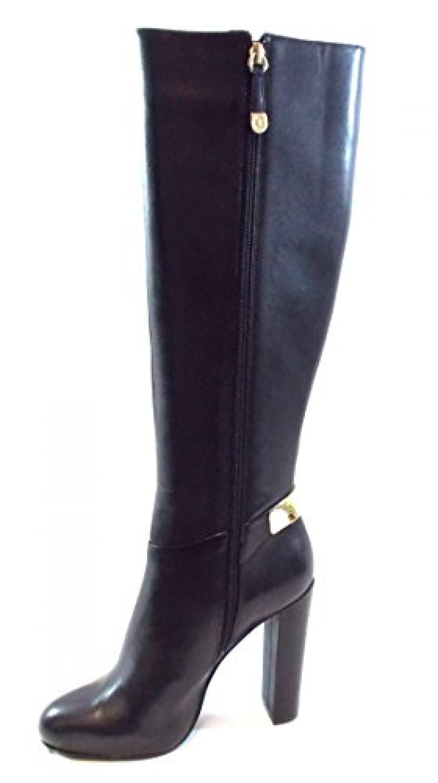 Guess Damen Starten Dorine 2 boot Reißverschluss Heel Cm 11 Plateau Cm 1 Leather Black FL4ON2LEA11