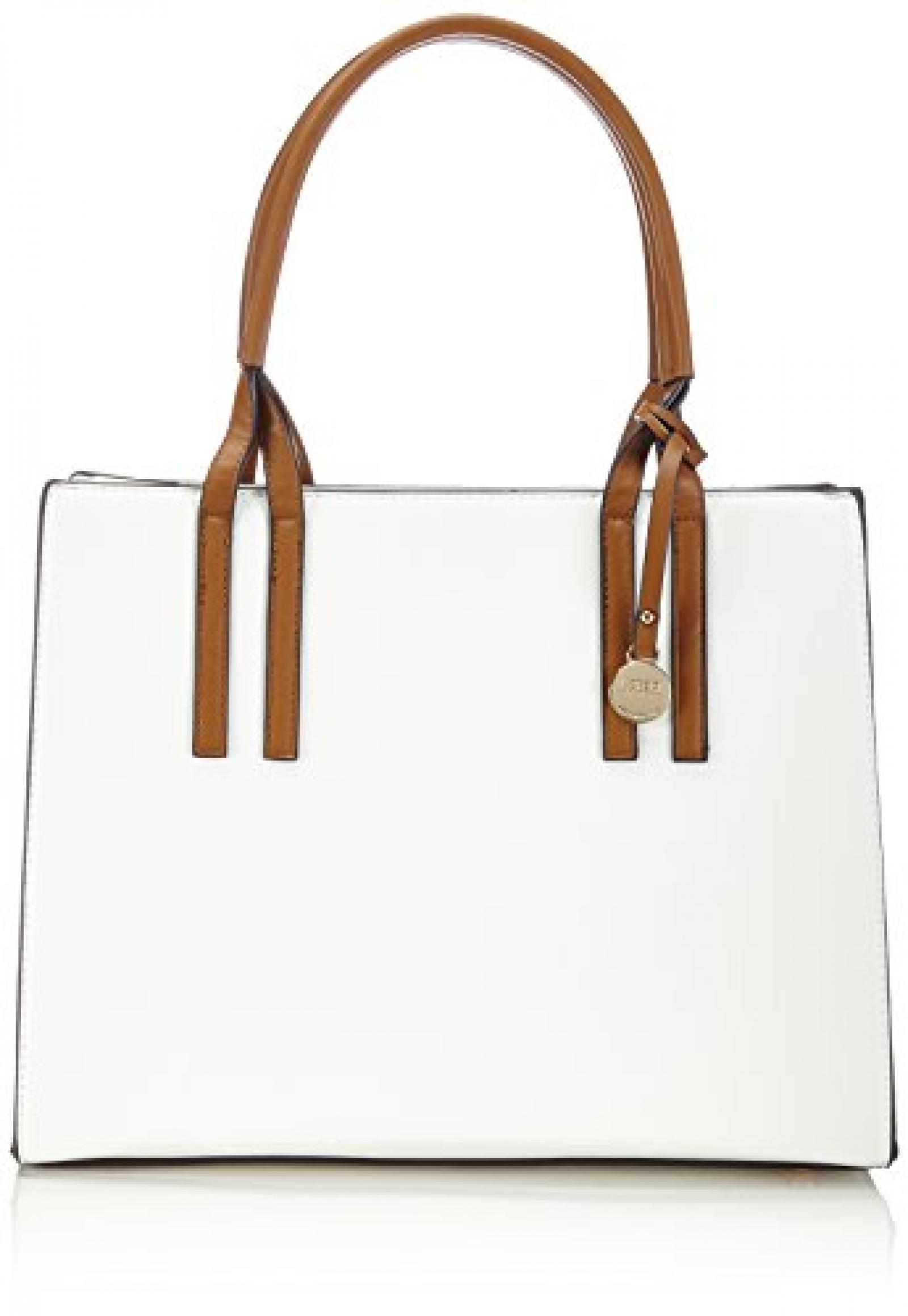 L.Credi Handtasche 309-4450 Damen Shopper 35x28x17 cm (B x H x T)