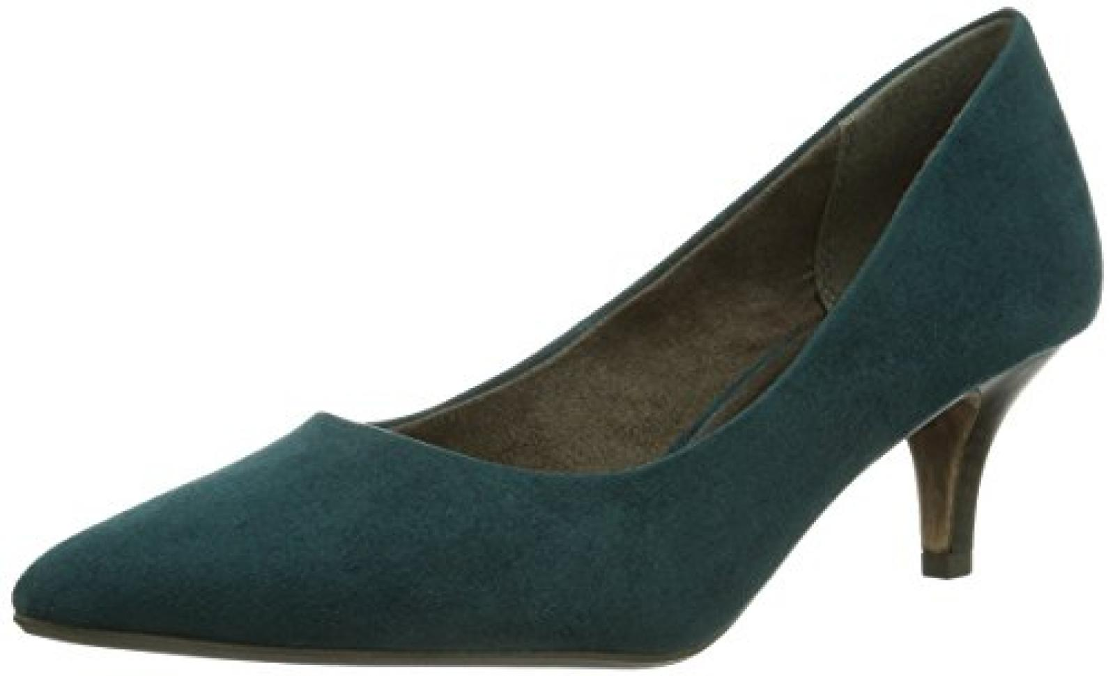 Tamaris 22418 Damen Plateau Pumps