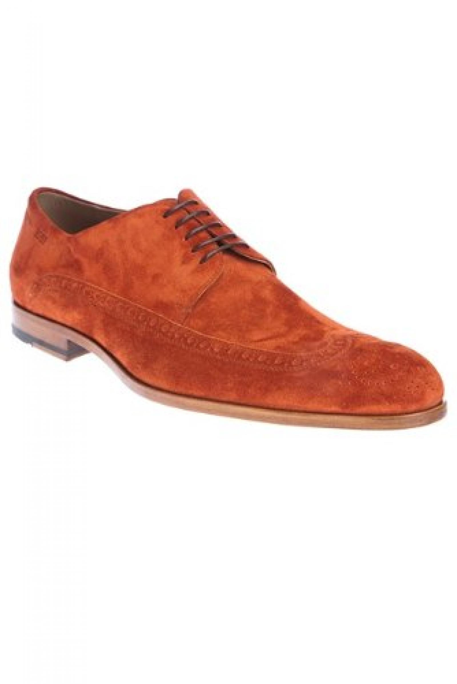 Hugo Boss Shoe Fisseo in Orange