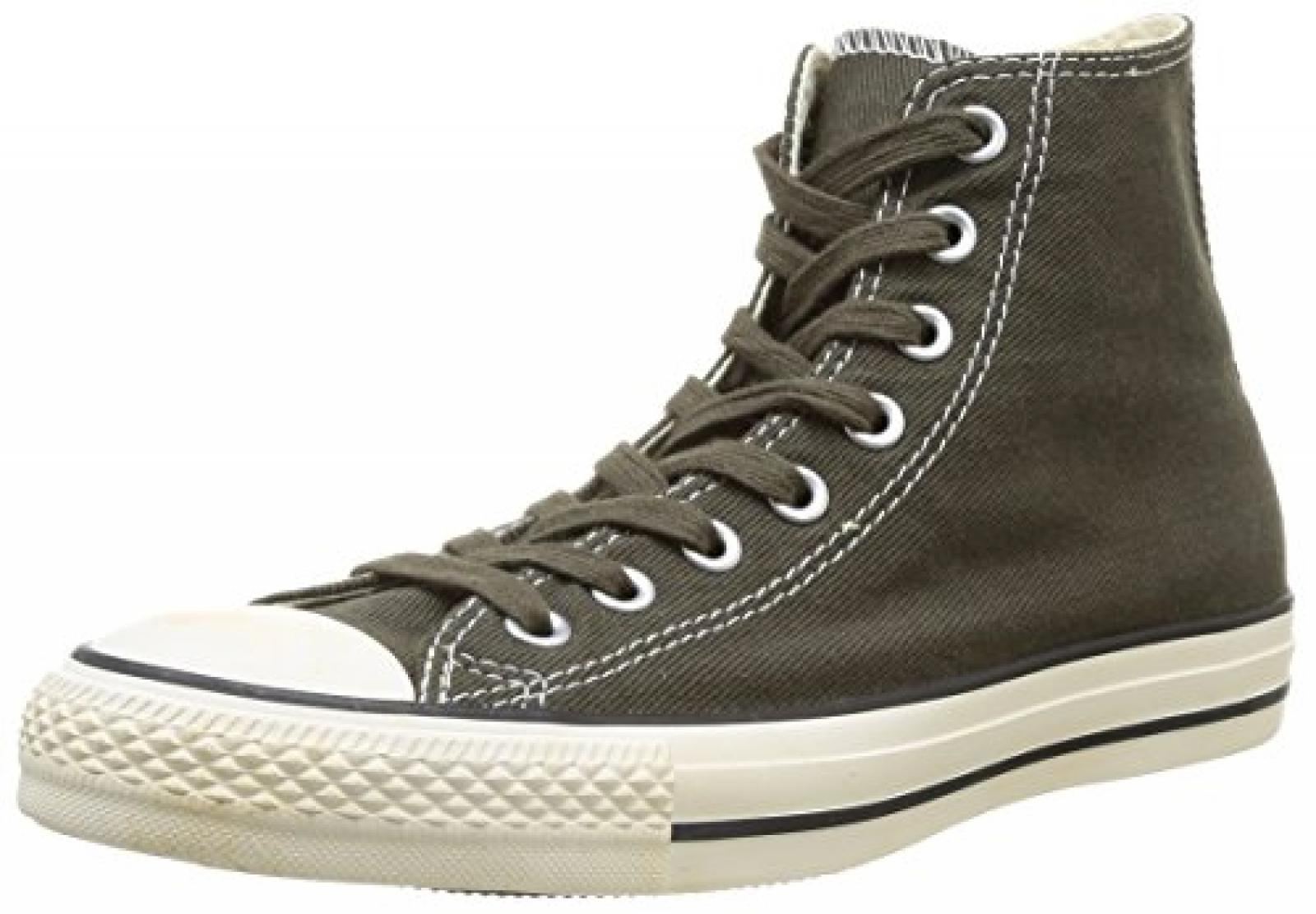 Converse Chuck Taylor All Star Homme Vintage Washed Twill Hi 381770 Herren Sneaker