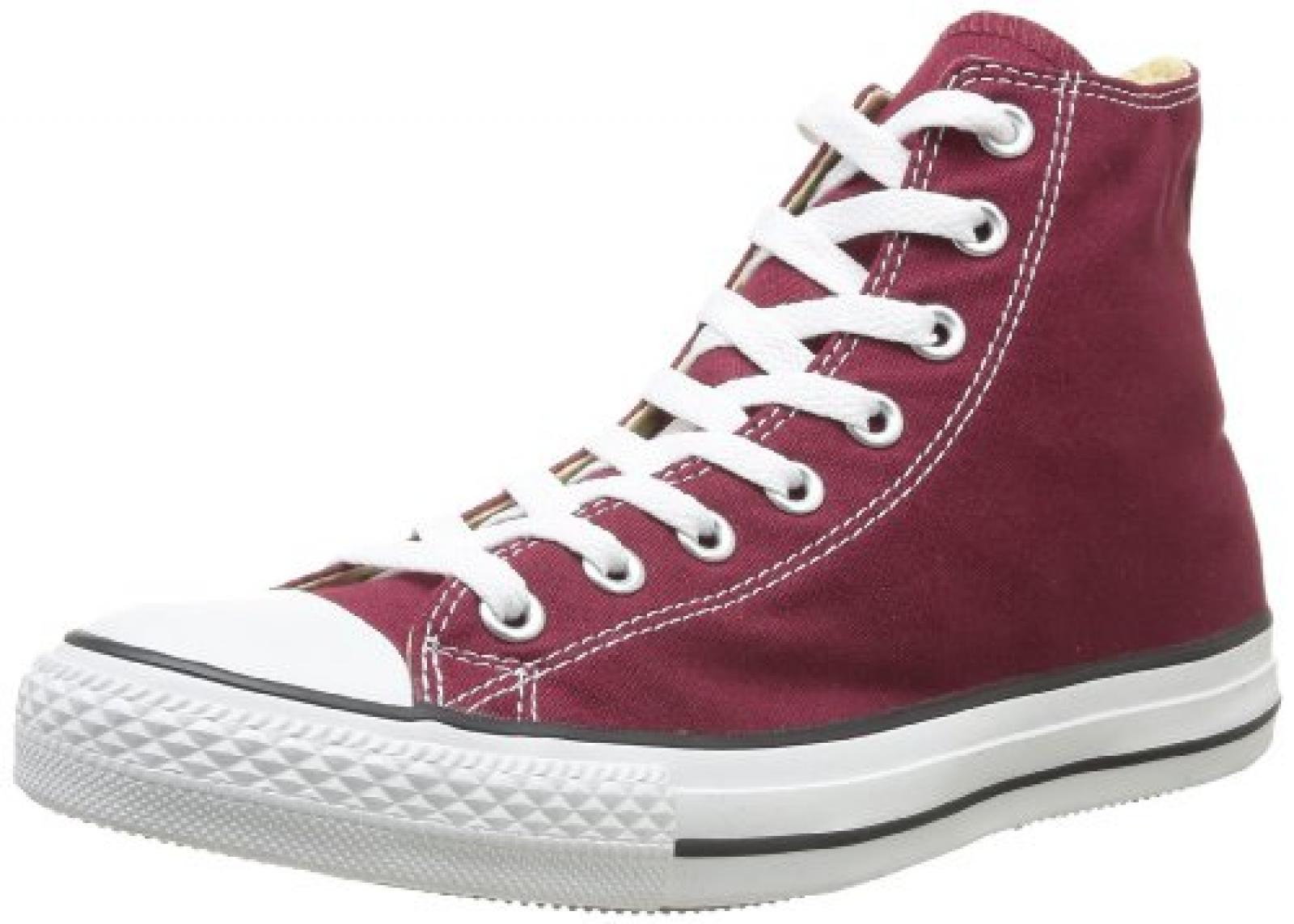 Converse AS HI CAN OPTIC. WHT M7650, Unisex-Erwachsene Sneaker