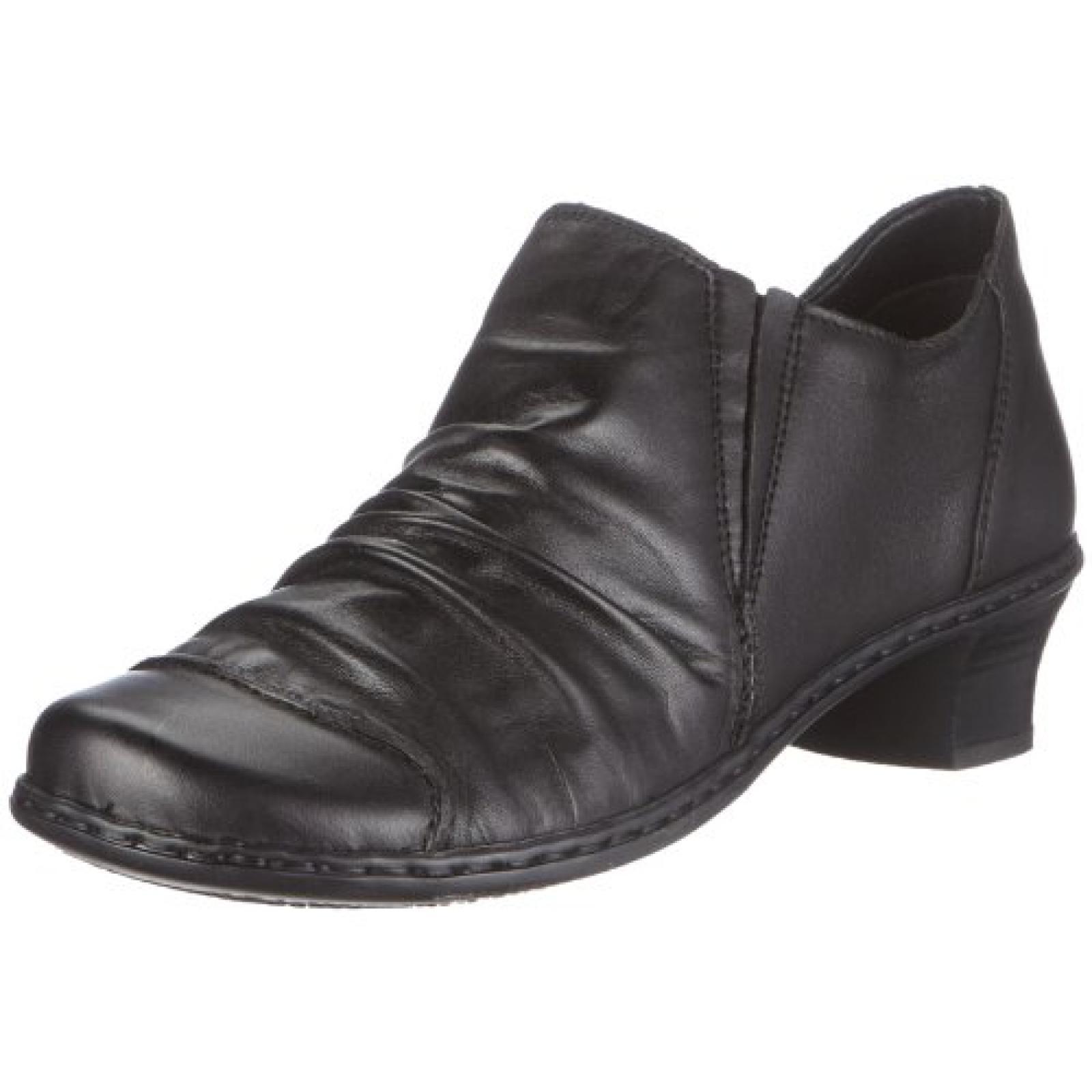 Rieker 52180-00 Damen Slipper