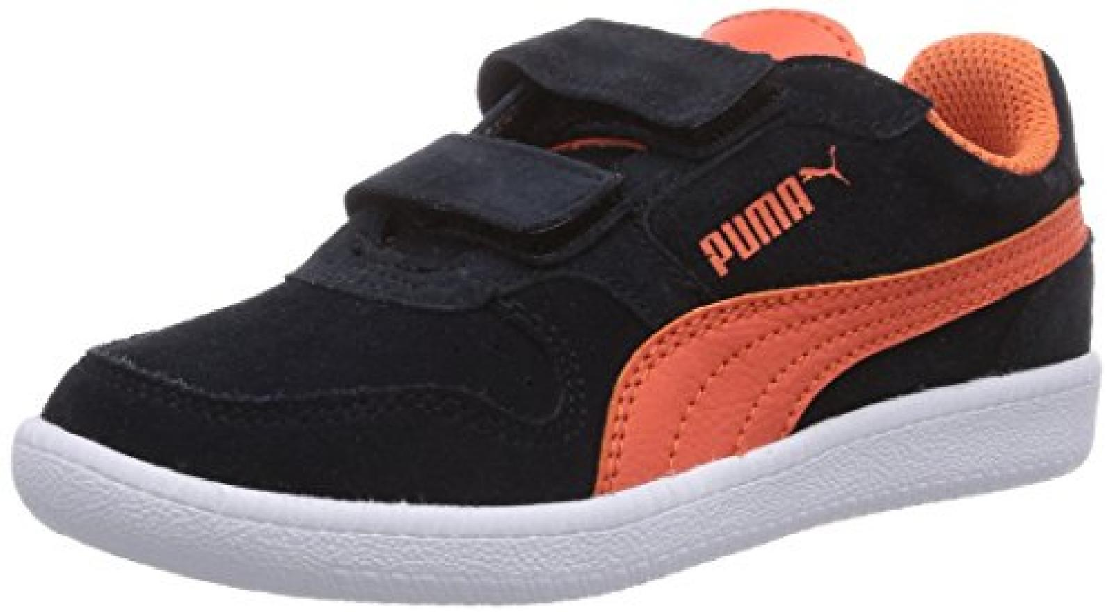 Puma Icra Trainer SD V Unisex-Kinder Sneakers