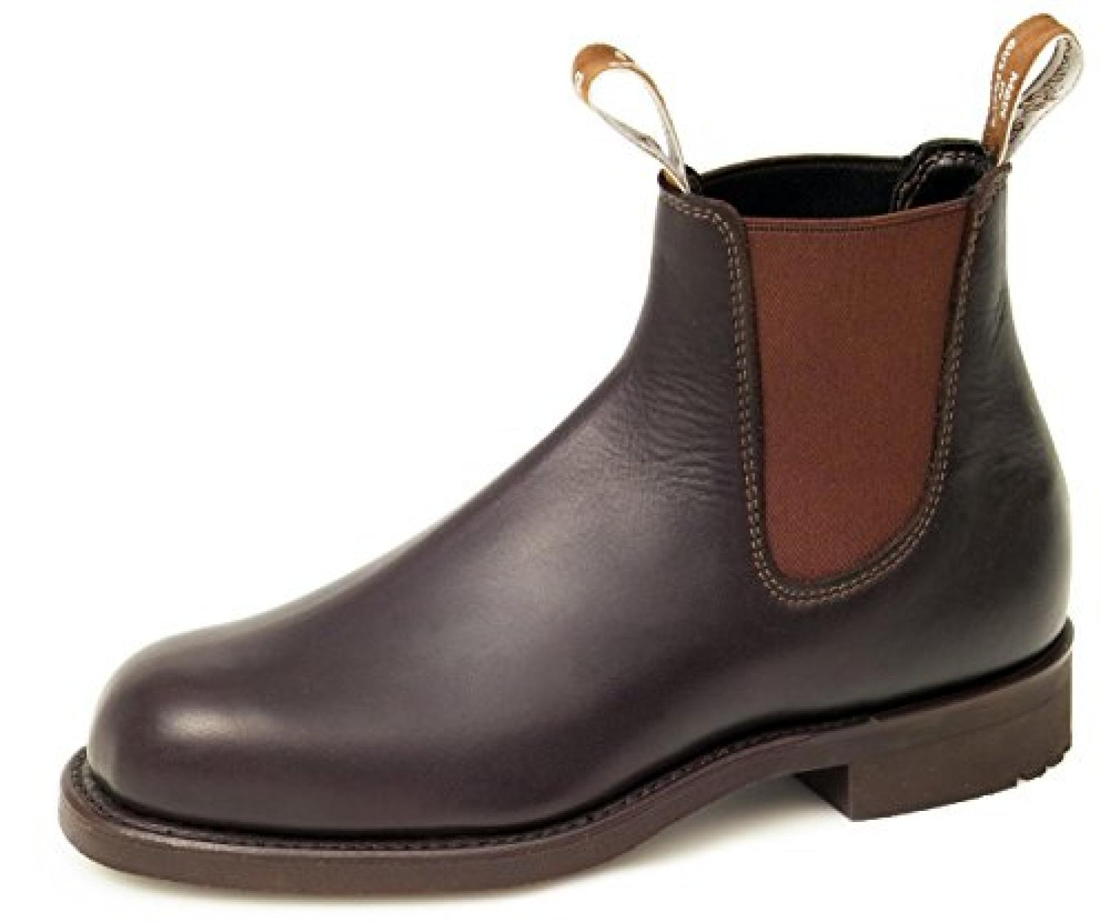 R.M. Williams Gardener Chelsea Boots Brown Australien (H)