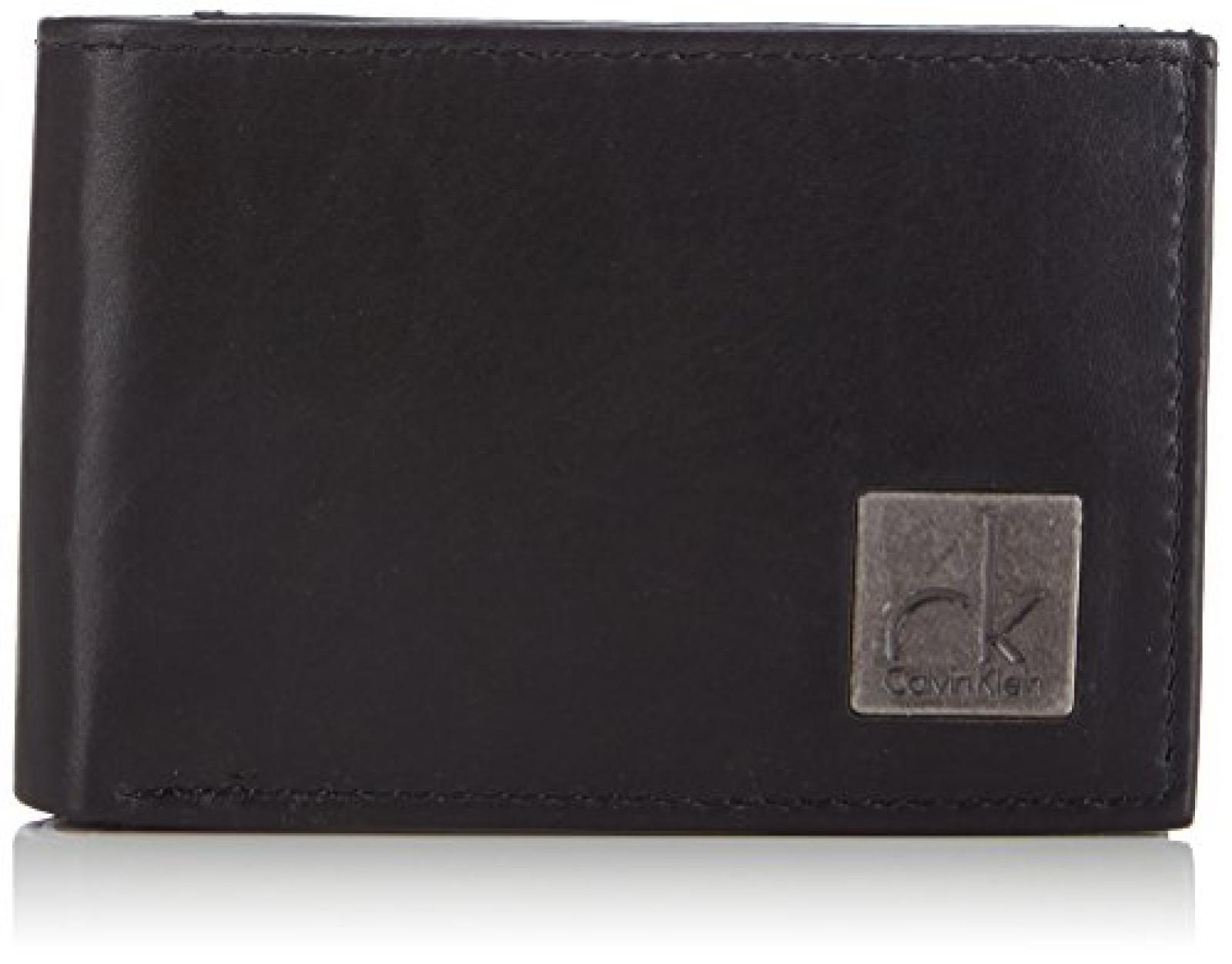 Calvin Klein Jeans COBBLESTONE 6CC+COIN J5EJ500535 Herren Geldbörsen 12x10x2 cm (B x H x T)
