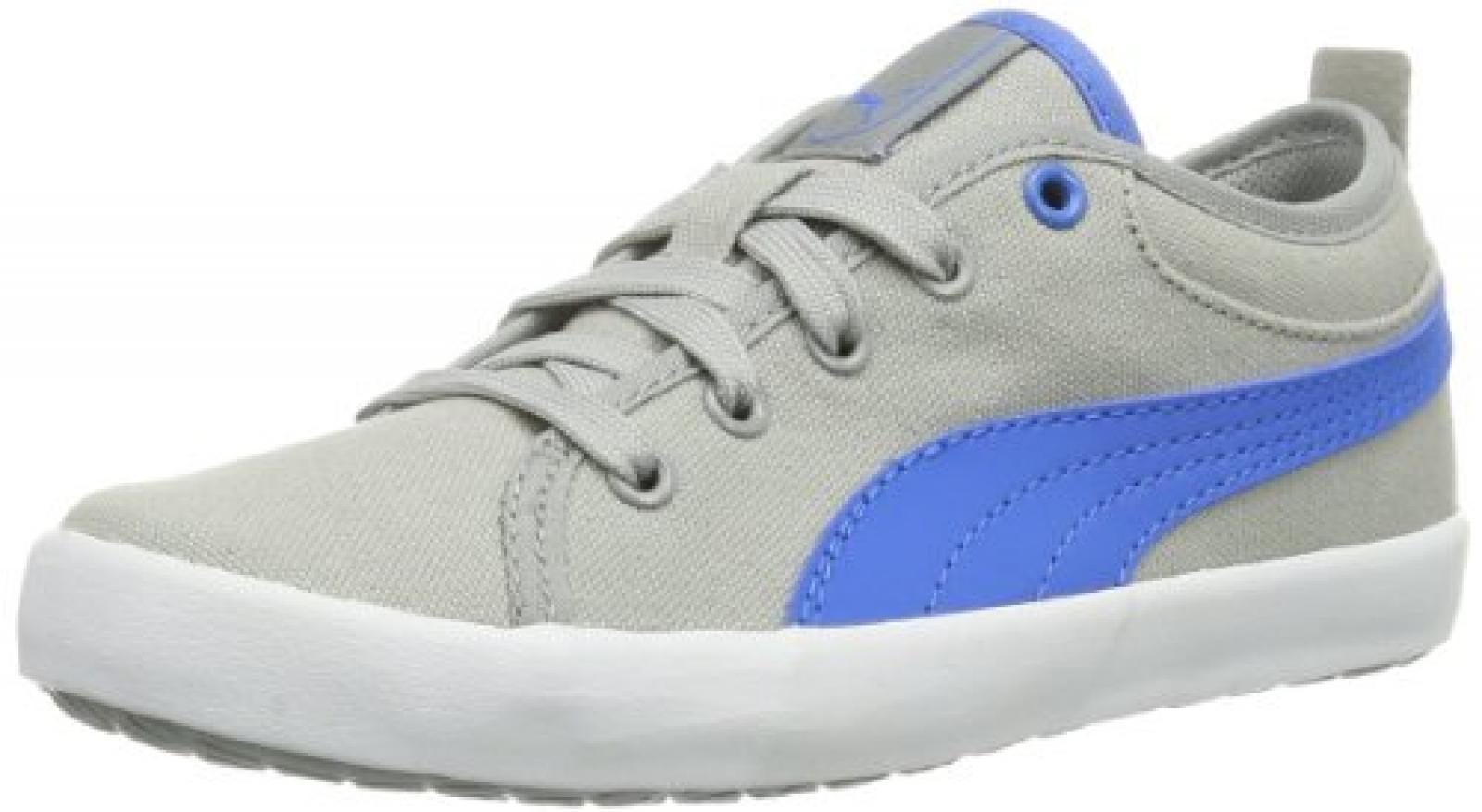 Puma Elsu Bluchertoe Canvas Jr 356013 Unisex-Kinder Sneaker