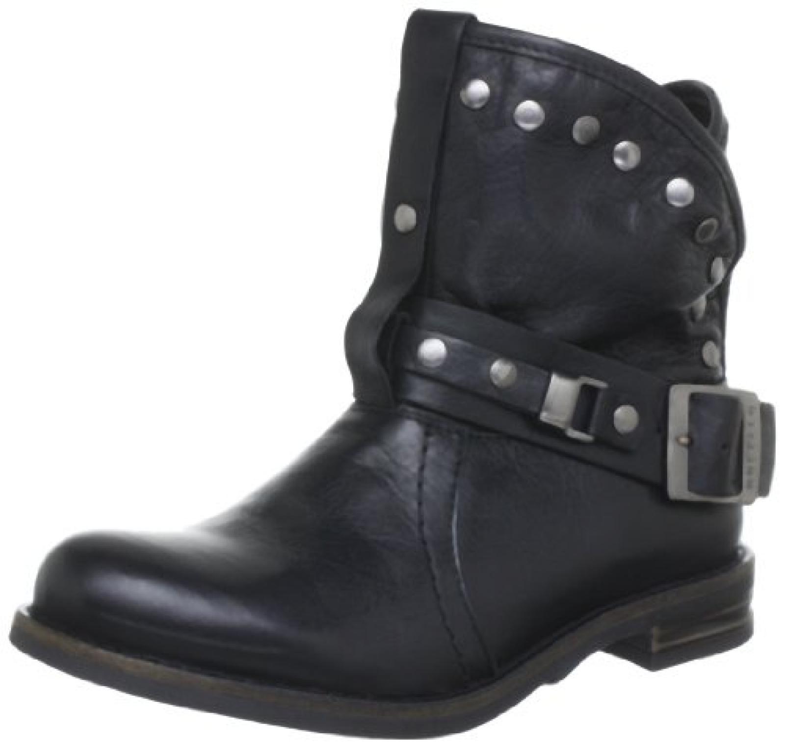 Buffalo London ES 30239 GARDA Damen Biker Boots