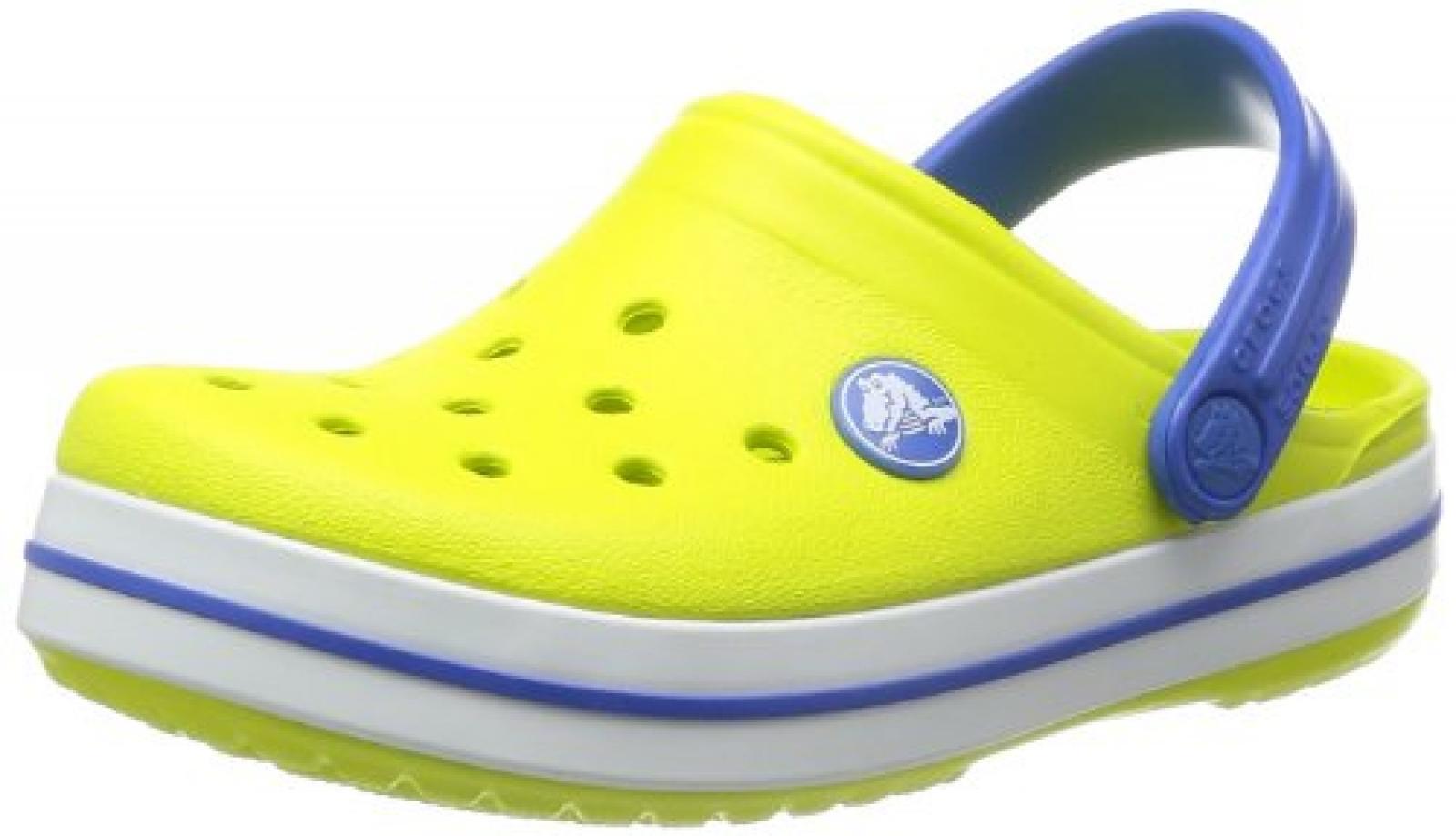 crocs Crocband Unisex-Kinder Clogs