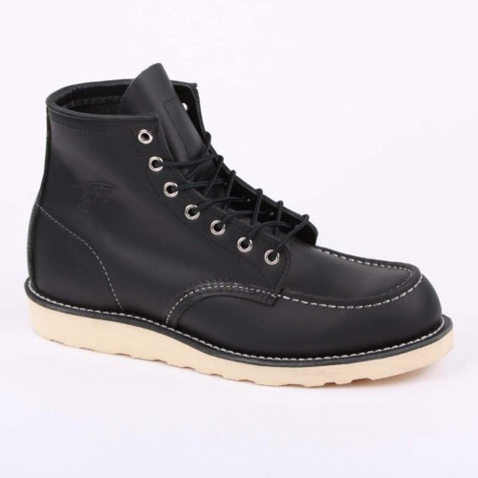 Red Wing Moc Toe Herren Boots