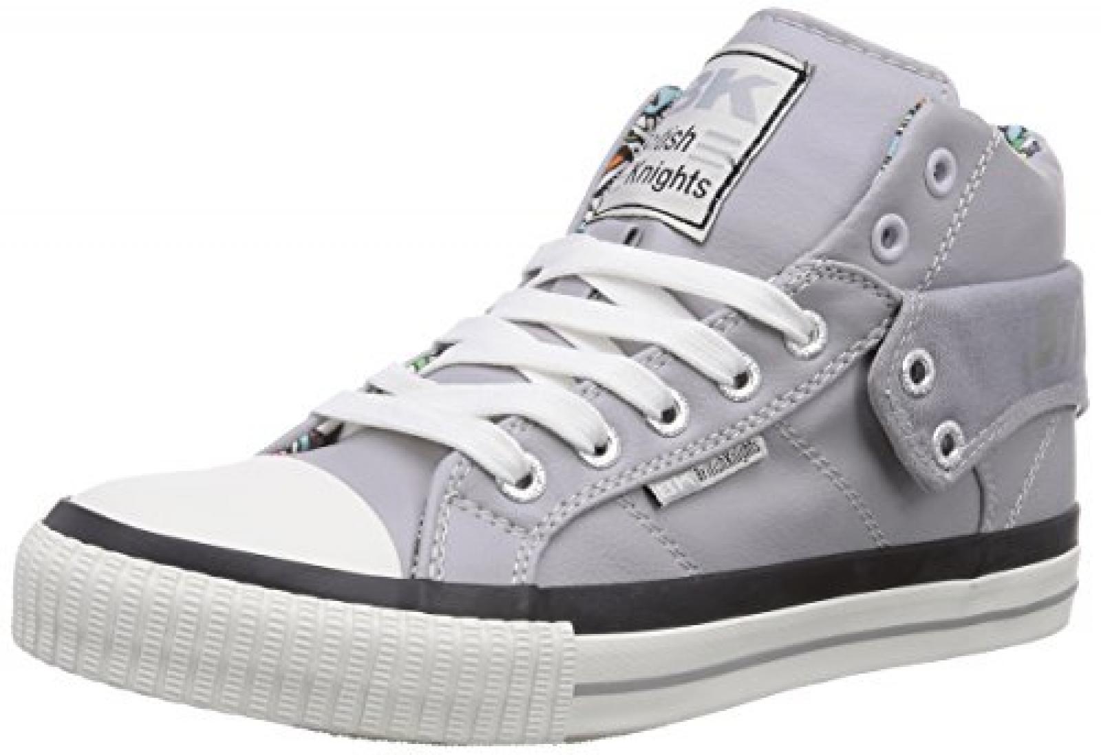 British Knights ROCO Damen Hohe Sneakers