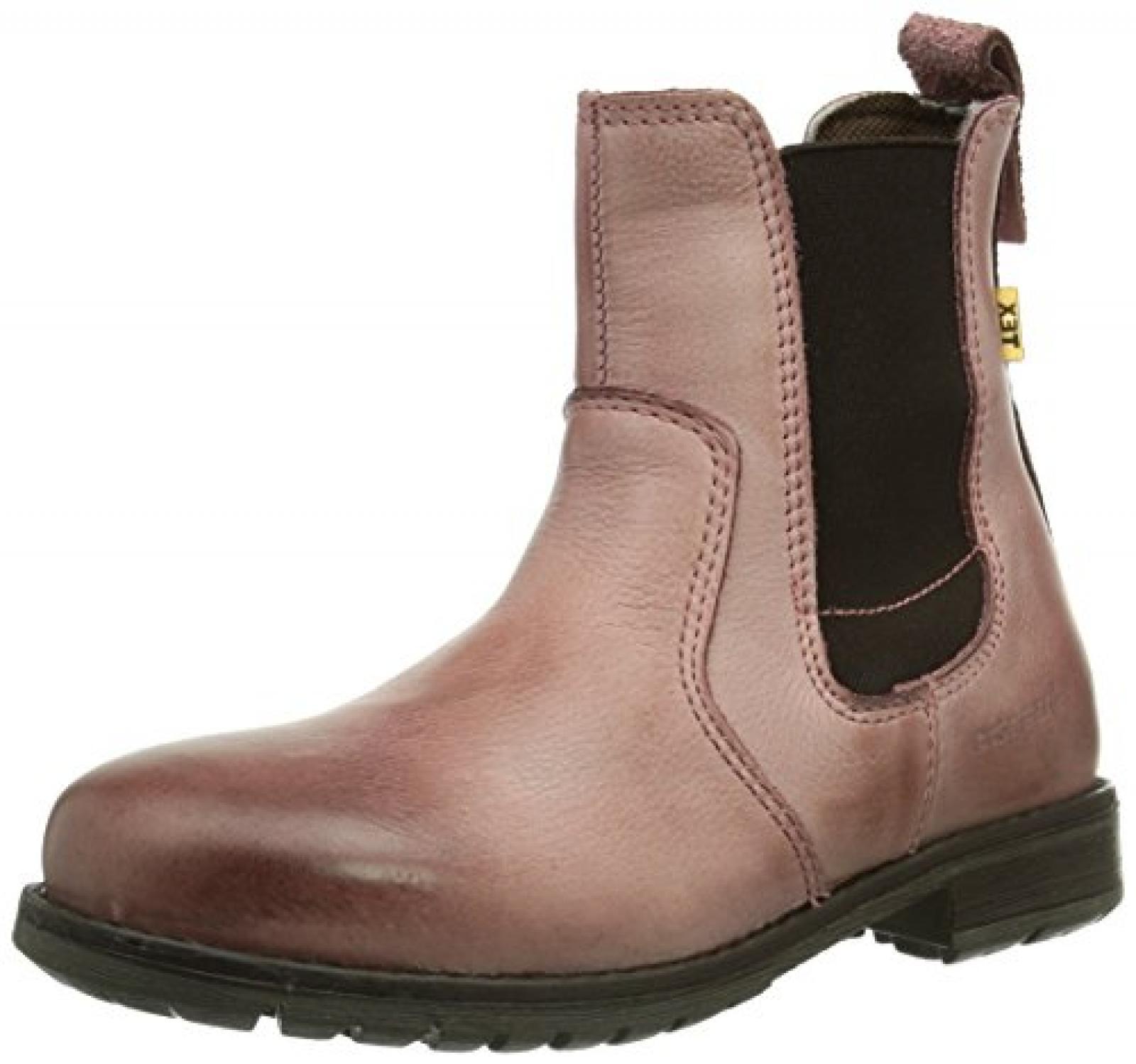 Bisgaard Stiefel mit Tex/Wolle Unisex-Kinder Chelsea Boots