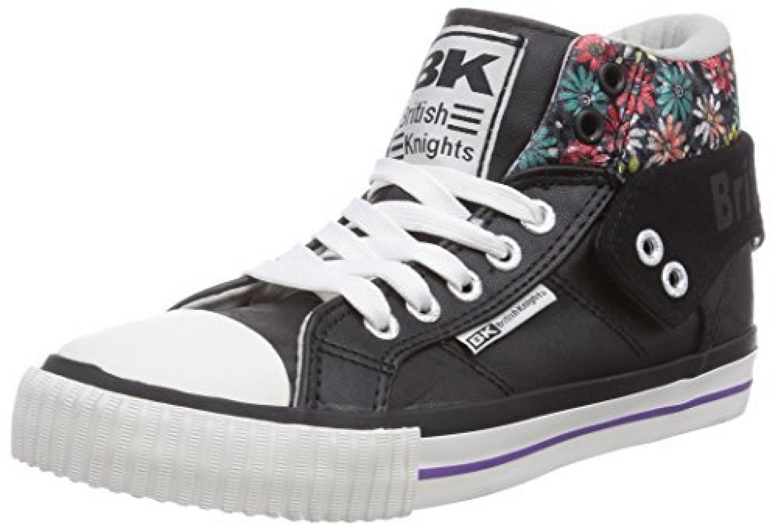 British Knights Roco Unisex-Erwachsene Hohe Sneakers