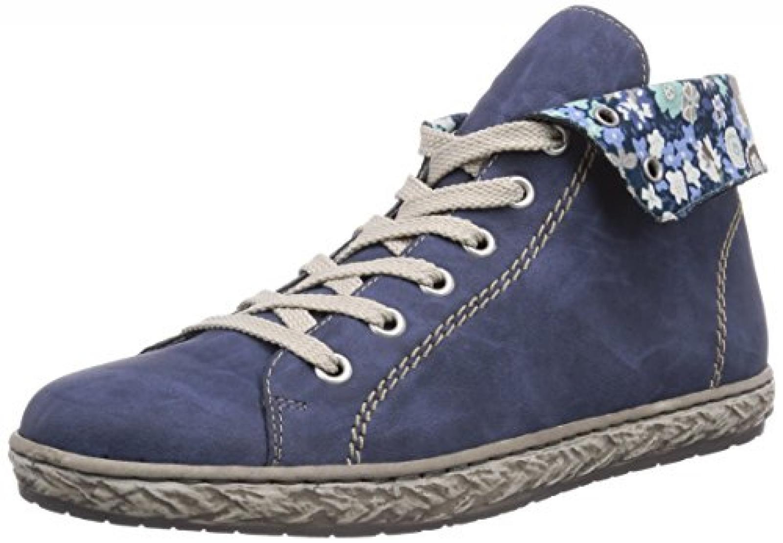 Rieker Z9720 Damen Hohe Sneakers