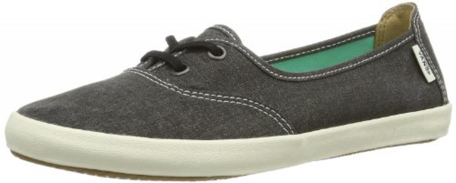Vans W SOLANA BLACK/SPEARMINT VVOY0OQ Damen Sneaker