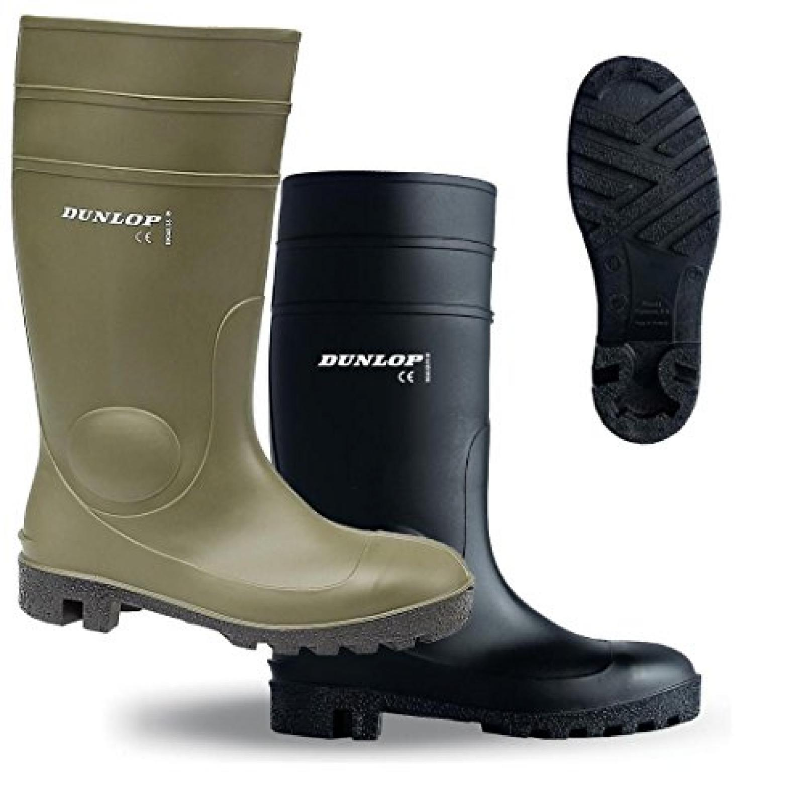 Dunlop Protomastor Safety weiß, SB E FO SRA