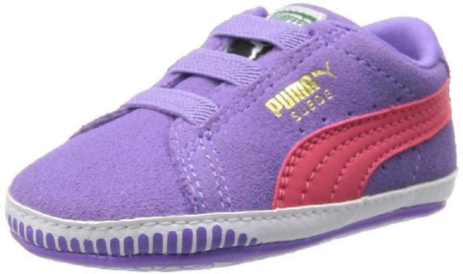 Puma Suede Crib Unisex-Kinder Sneakers