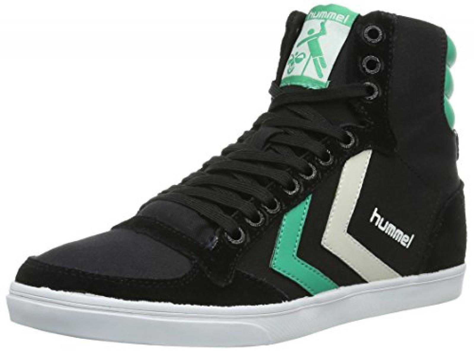 hummel SLIMMER STADIL HIGH Unisex-Erwachsene Hohe Sneakers