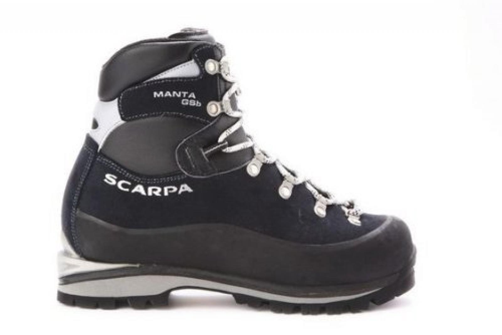 Manta Mountaineering Boots - size: 41 EU - Colour: Navy