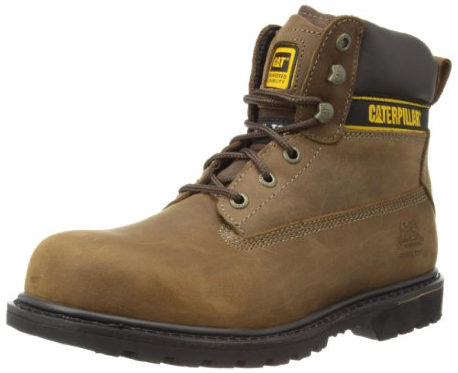 Cat Footwear HOLTON S3 708030 Herren Stiefel
