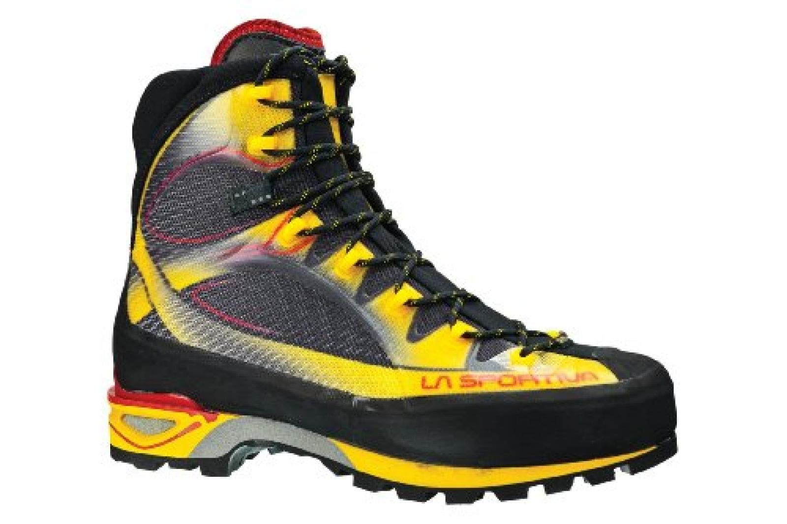 La Sportiva Trango Cube GTX Men yellow/black 2015