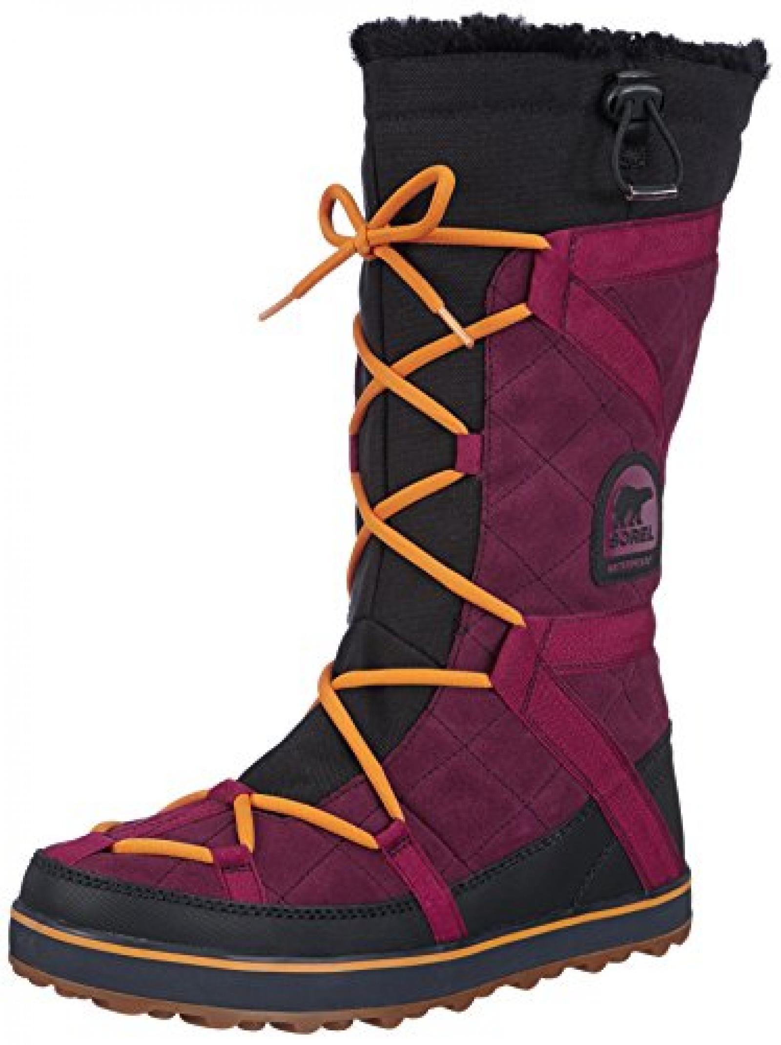 Sorel Glacy Explorer Damen Halbschaft Stiefel