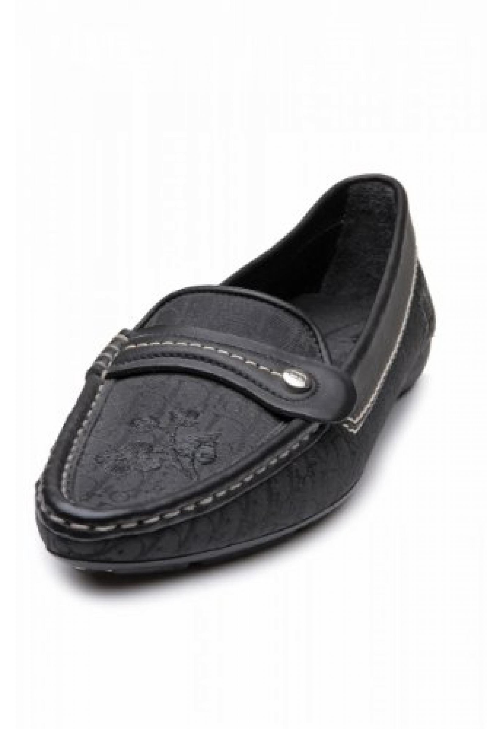 Dior Damen Schuhe Damen Loafer LORENA, Farbe: Schwarz