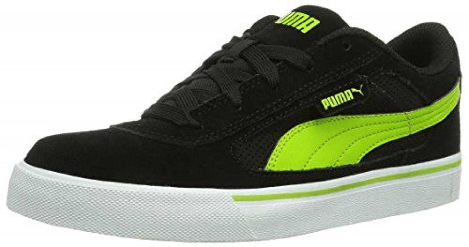Puma Puma S Evolution Unisex-Kinder Sneakers