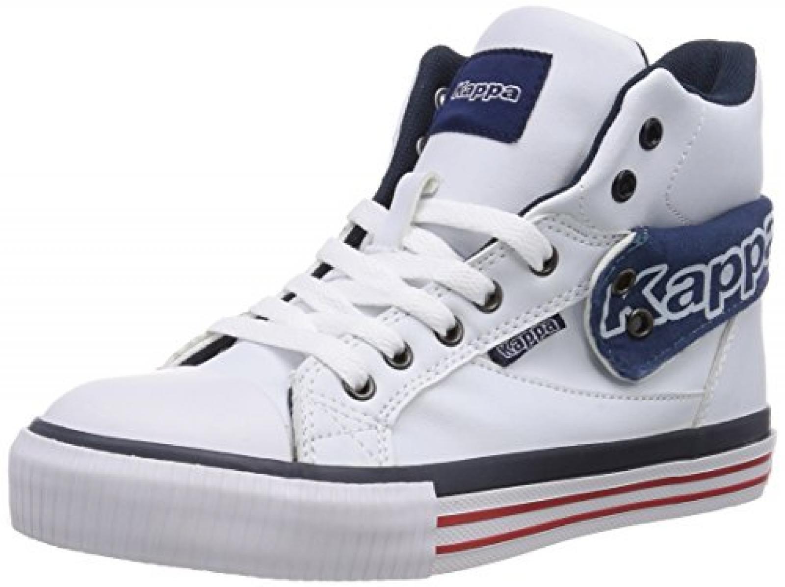 Kappa Baron Unisex-Erwachsene Hohe Sneakers