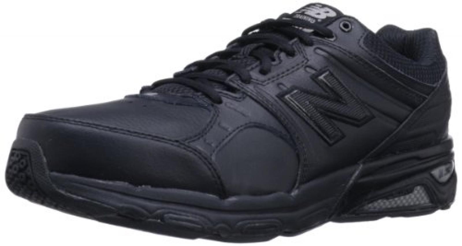 New Balance , Herren Laufschuhe, Schwarz - schwarz - Größe: 45