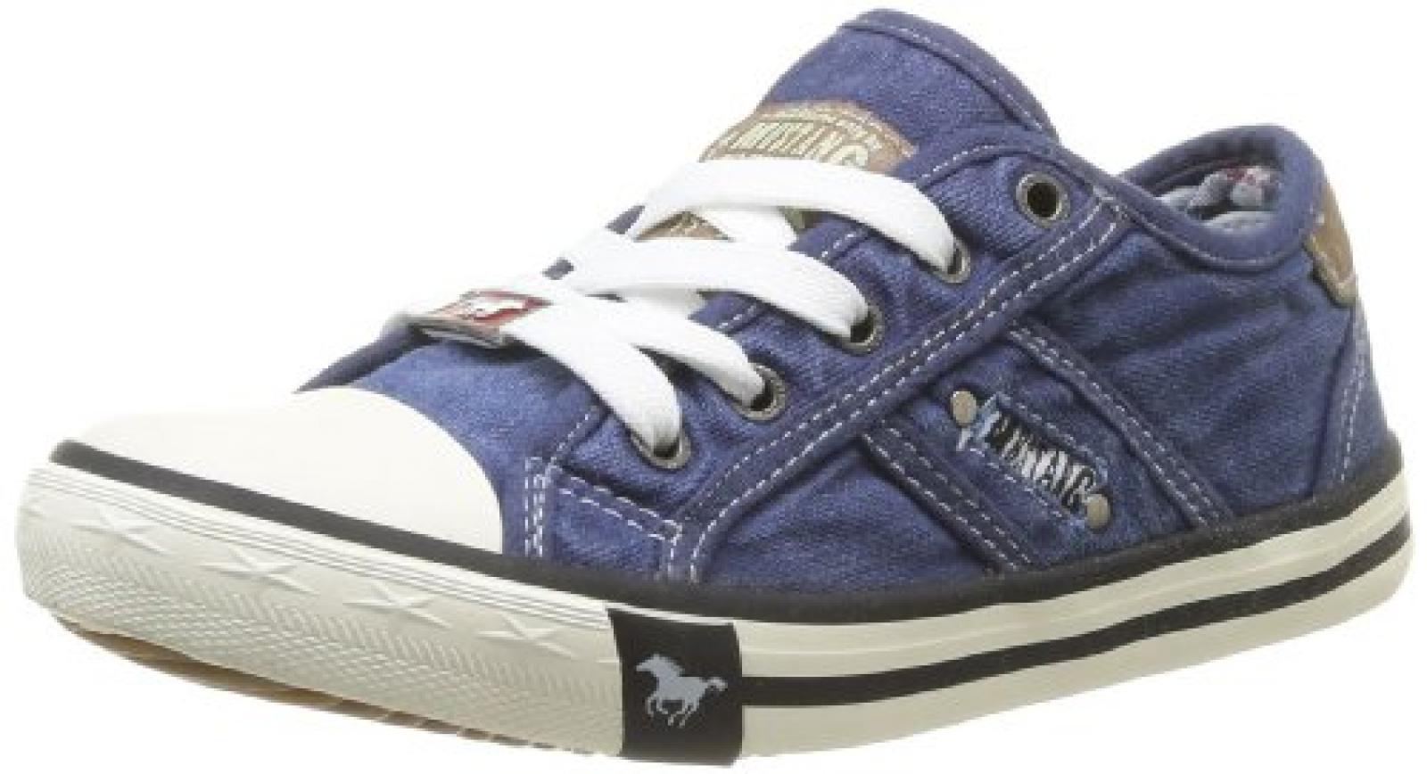 Mustang 5803-305-203 Unisex-Kinder Sneakers