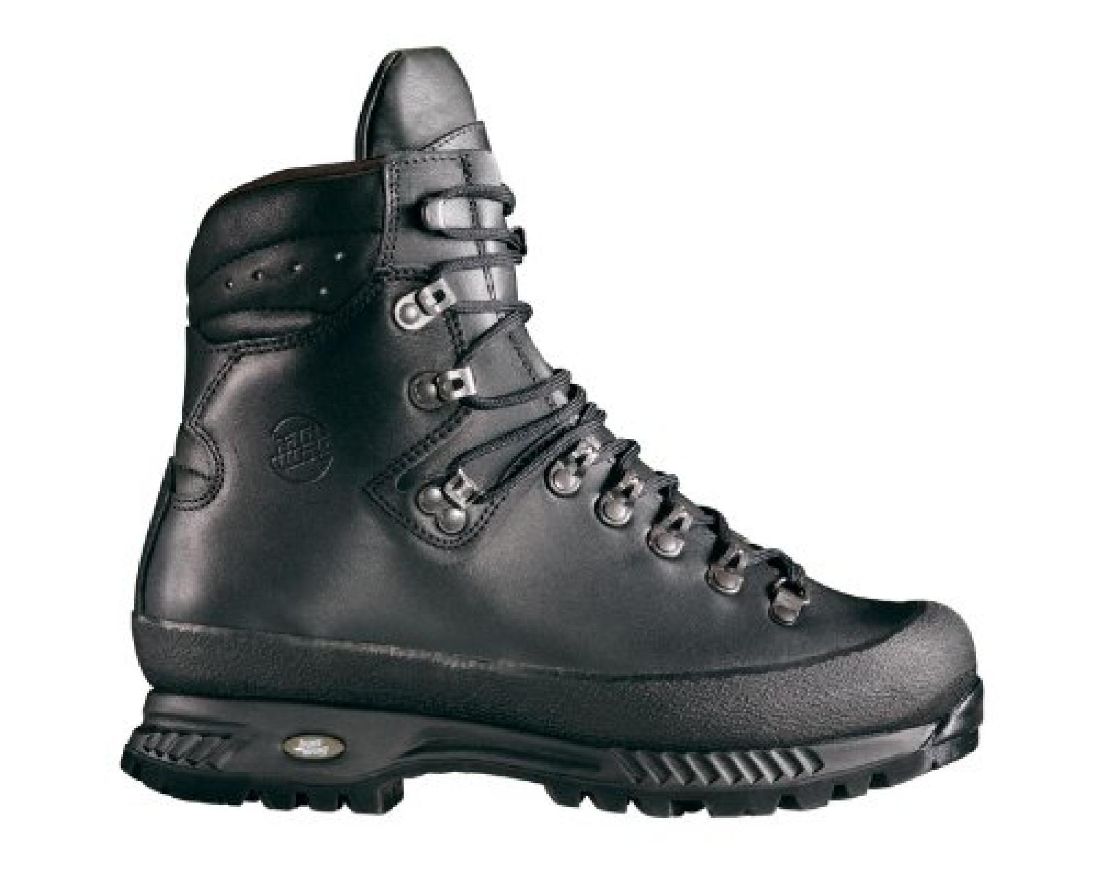 Hanwag Yukon Herren-Trekkingschuhe (schwarz)