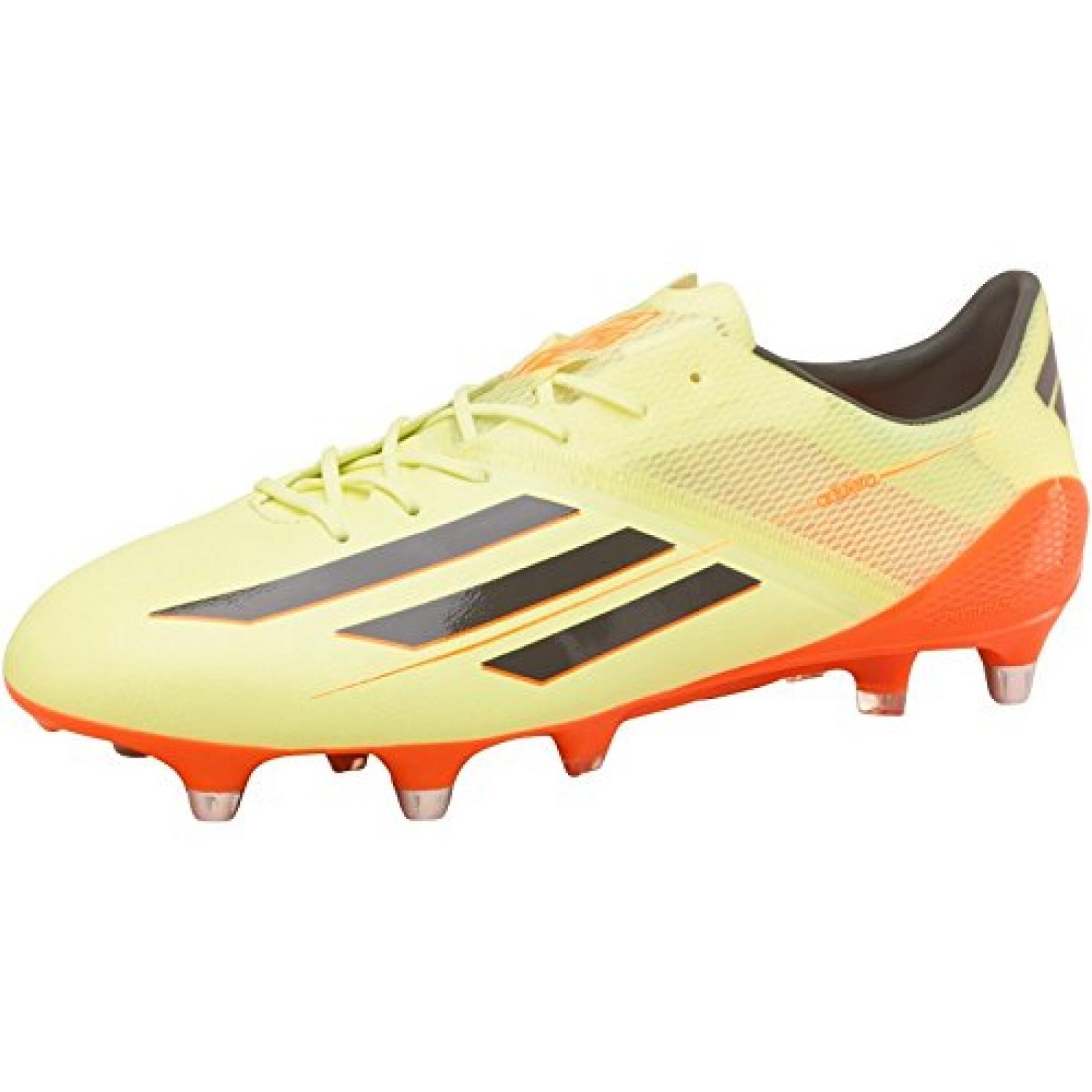 adidas f50 adizero gelb orange
