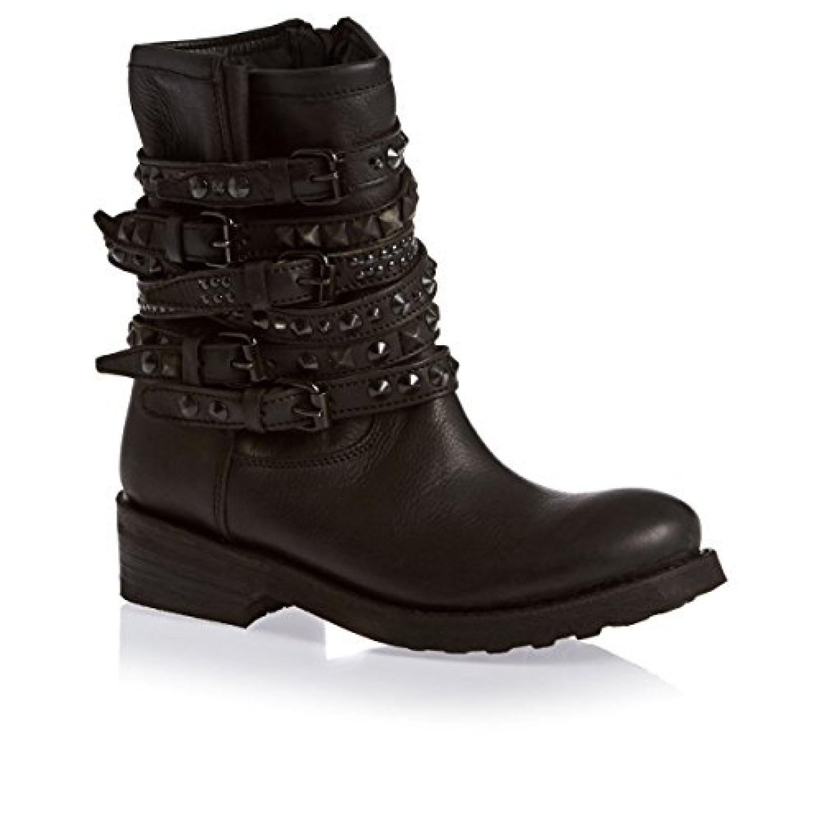 Ash Tempt Boots - Black