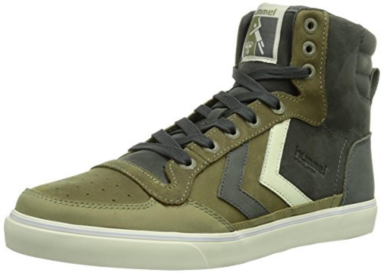 hummel HUMMEL STADIL HIGH, Unisex-Erwachsene Hohe Sneakers