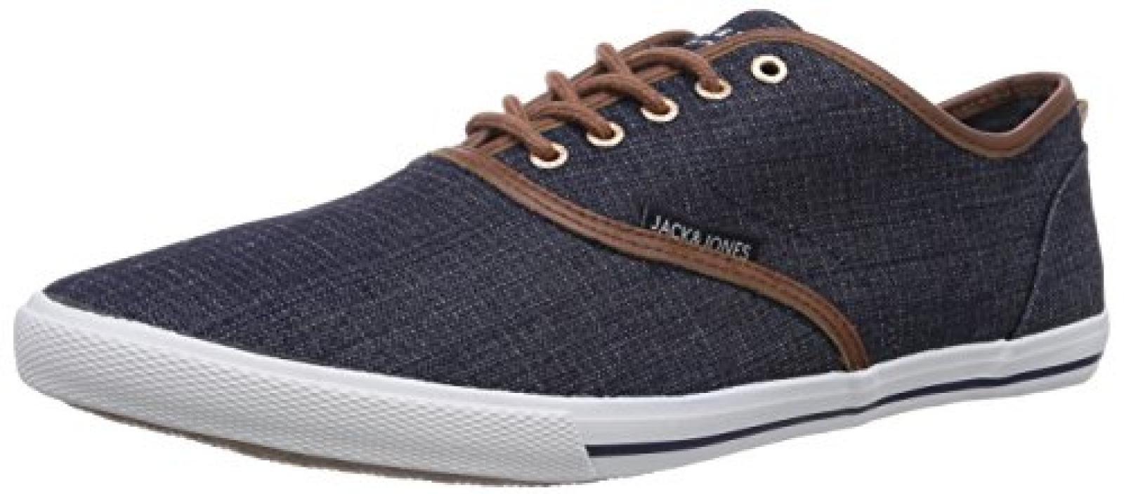 JACK & JONES JJSpider Denim Sneaker Dress Blues Herren Sneakers