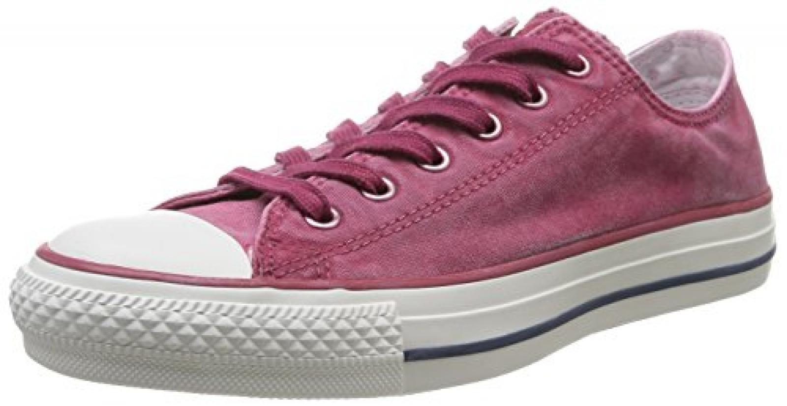 Converse Chuck Taylor All Star Wash Ox, Unisex - Erwachsene Sneaker