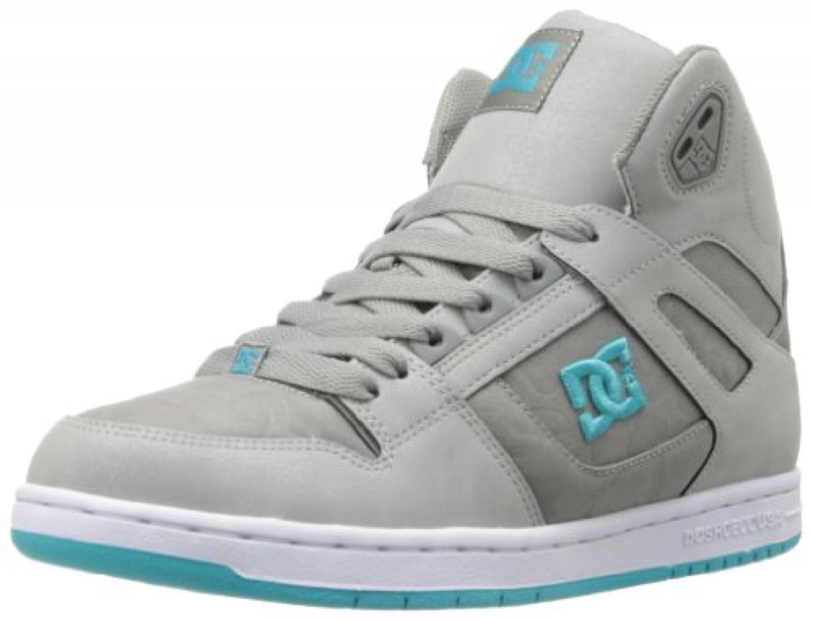 DC REBOUND HIGH Damen Hohe Sneakers