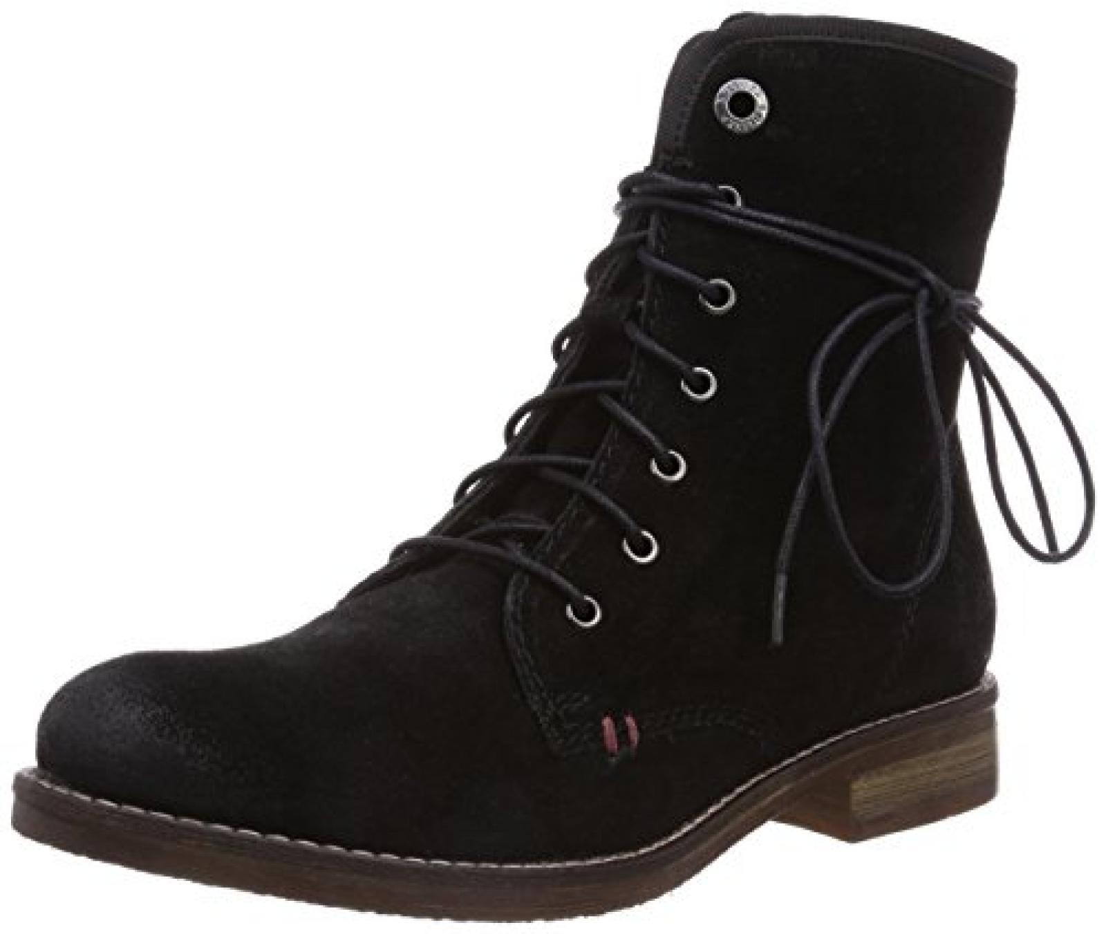 s.Oliver 25225 Damen Combat Boots