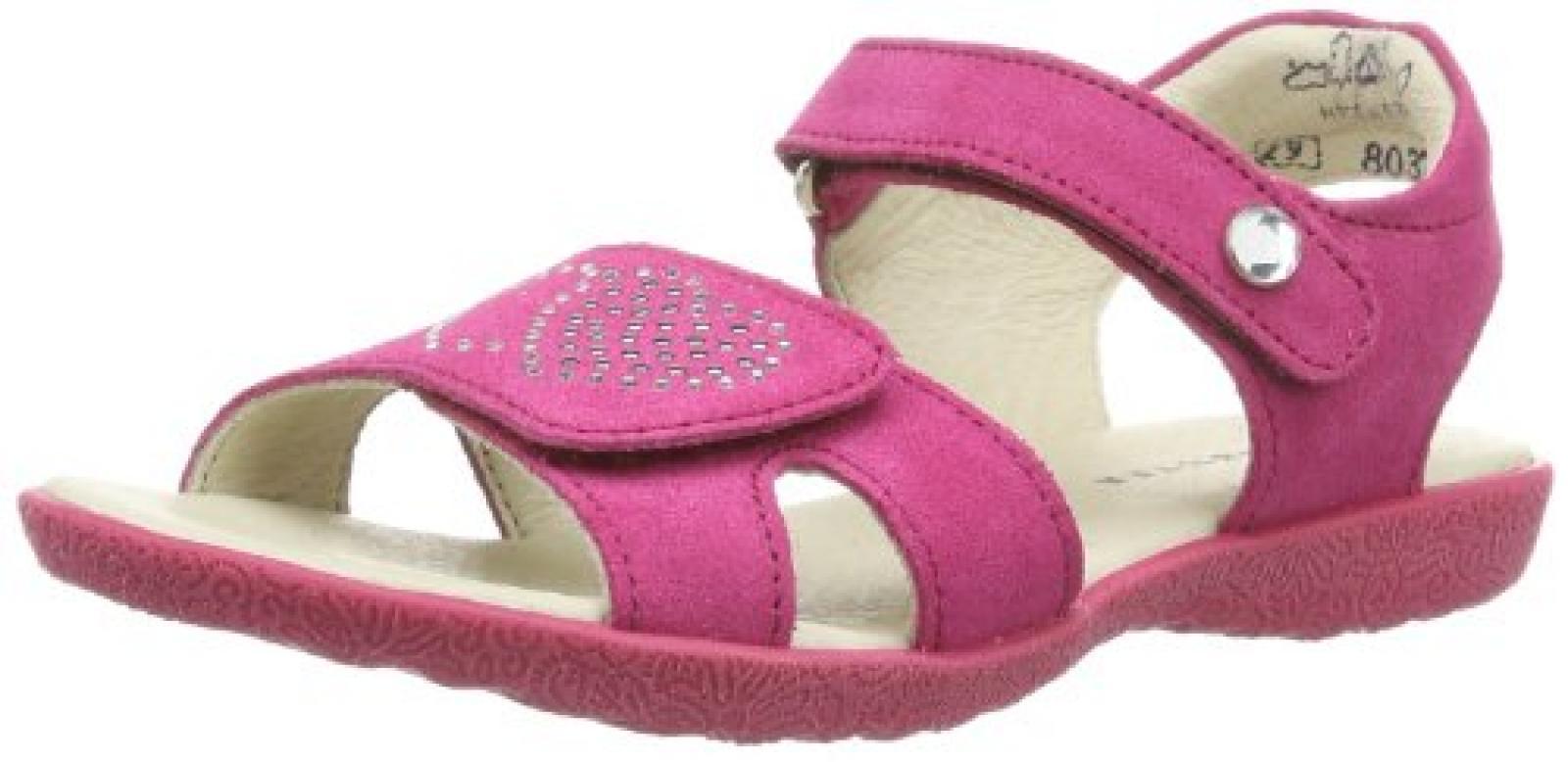 Richter Kinderschuhe Sissi 5001-321-7200 Mädchen Sandalen