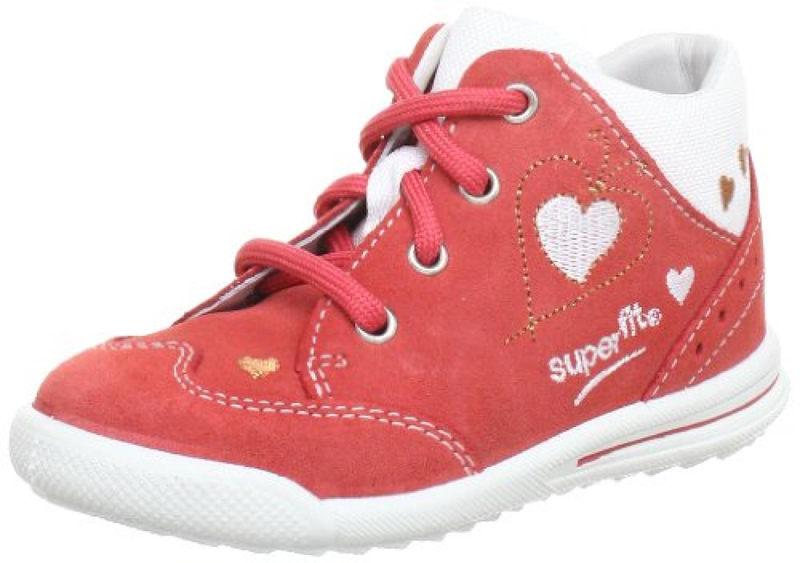 Superfit Avrile Mini 00037254 Baby Mädchen Lauflernschuhe