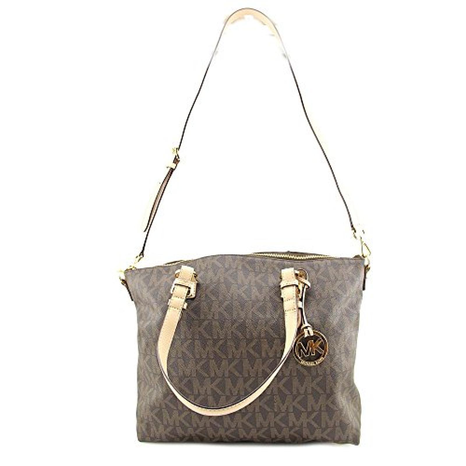 Michael Kors Jet Set Item Womens Satchel Shoulder Bag Purse