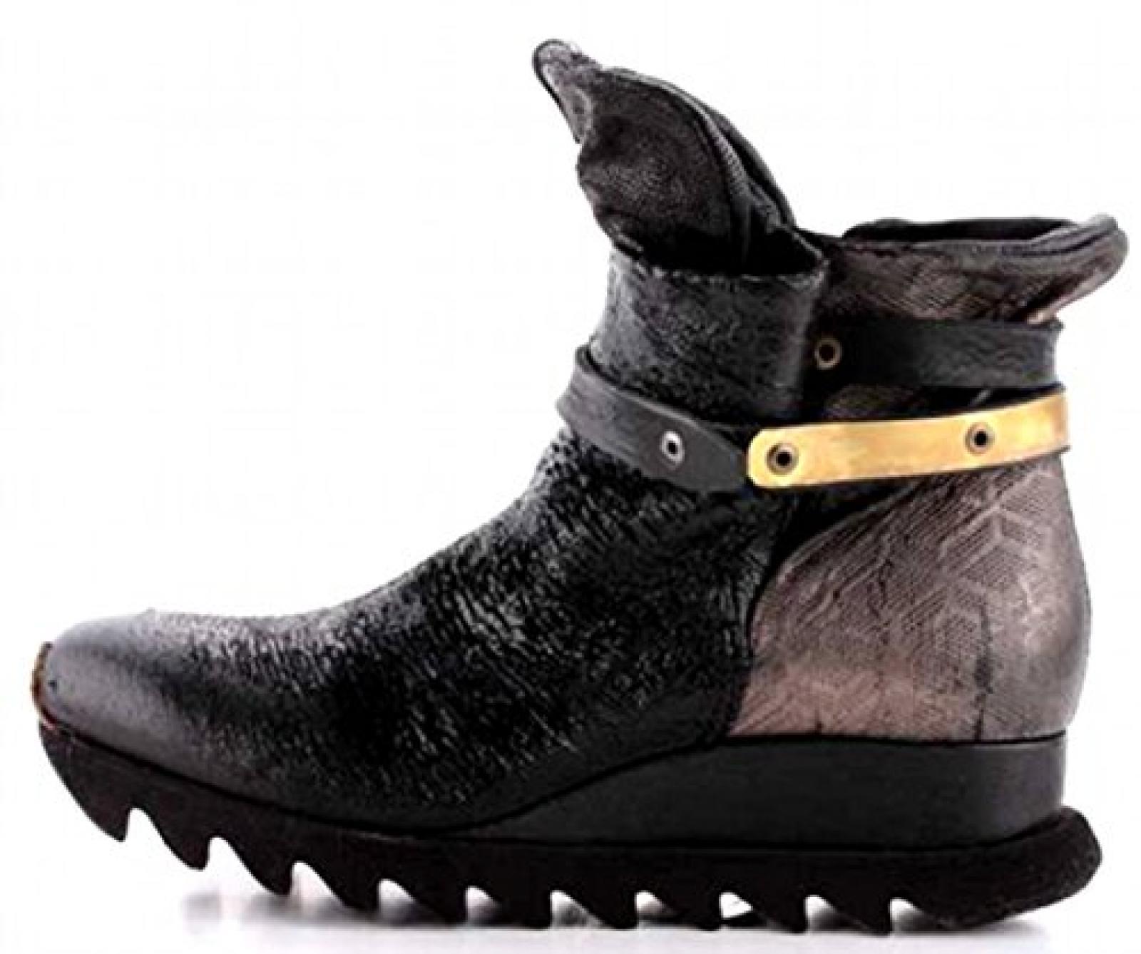 A.S.98 Boots 511206-6140-6002 nero