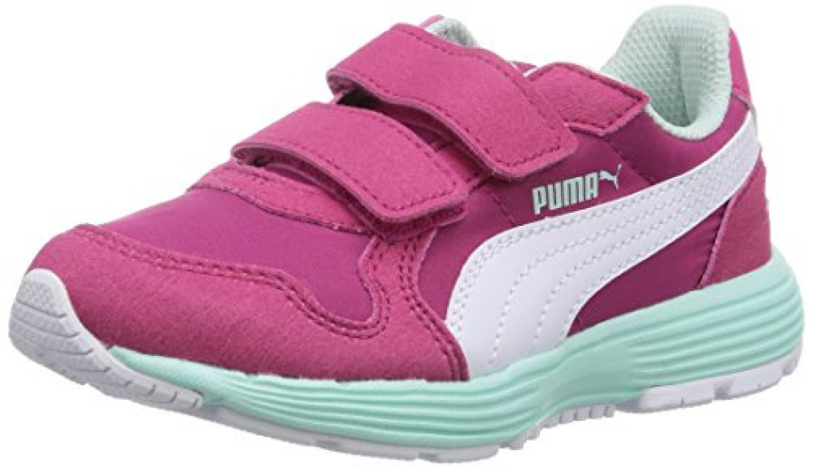Puma Future ST Runner V Unisex-Kinder Sneakers
