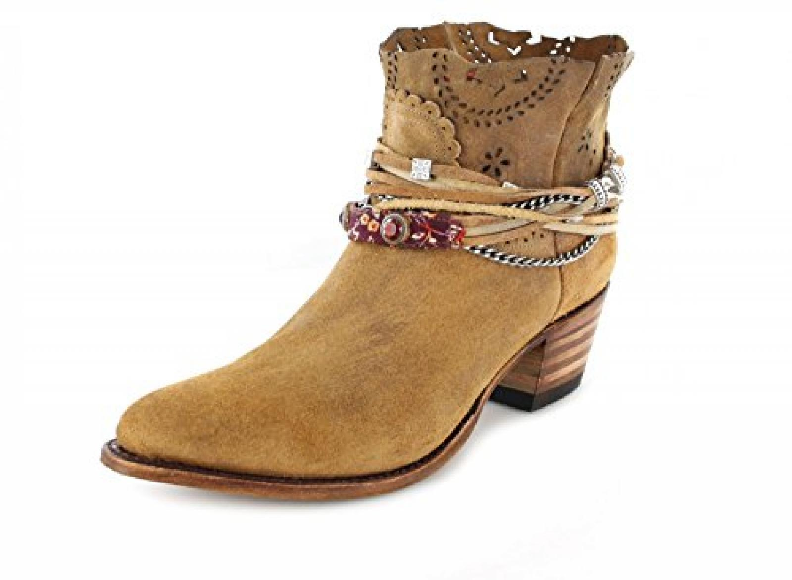 Sendra Boots Stiefel 12480 Fashionstiefelette (in verschiedenen Farben)