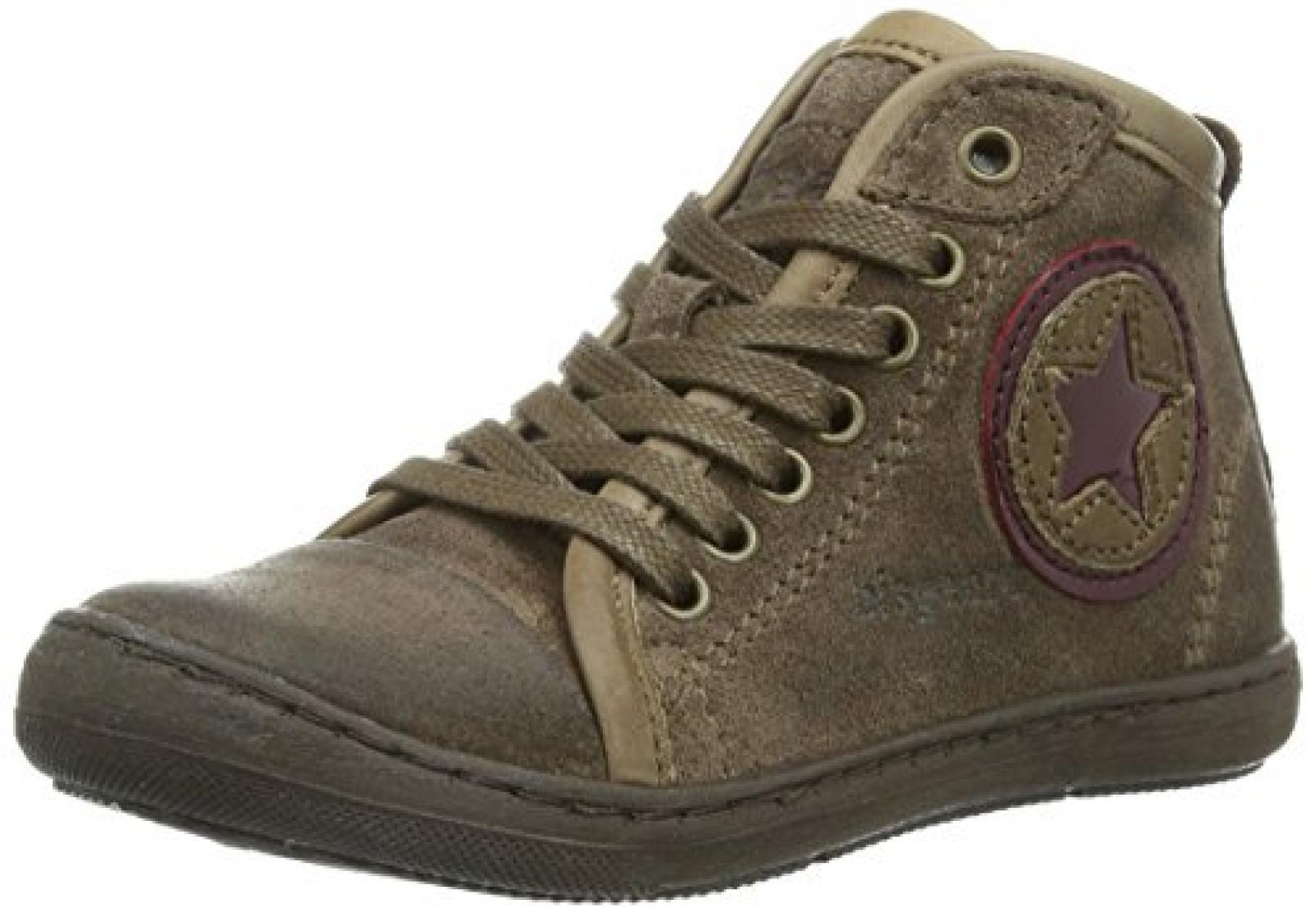 Bisgaard Schnürschuh Unisex-Kinder Hohe Sneakers